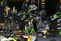 Bike of Pol Espargaro, Tech 3 Yamaha