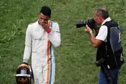 Ausfall: Pascal Wehrlein, Manor Racing