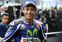 Third place Valentino Rossi, Yamaha Factory Racing