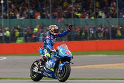 Racewinnaar Maverick Viñales, Team Suzuki MotoGP