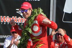 Переможець Скотт Діксон, Chip Ganassi Racing Chevrolet