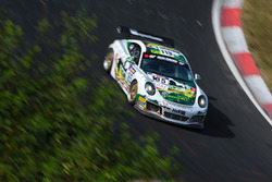Jonas Carlsson, Nicolja Moller Madsen, Nico Verdonck, Jörg Viebahn, Porsche Caymann Pro4
