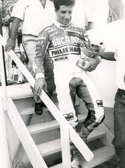 Platz 2: Jorge Martínez