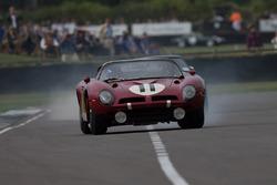 Iso Grifo A3/C von 1965: Nigel Greensall