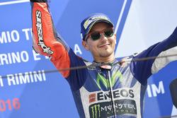 Tercero, Jorge Lorenzo, Yamaha Factory Racing