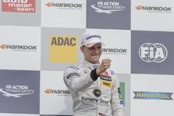 Podium: Sieger Maximilian Günther Prema Powerteam, Dallara F312 - Mercedes-Benz