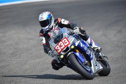 #333, Yamaha Viltais Experiences, Yamaha: Axel Maurin, Johan Nigon, Nicolas Salchaud, Olivier Depoorter