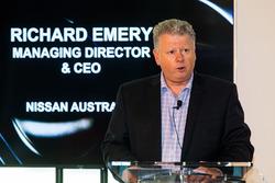Richard Emery, Nissan Australia CEO