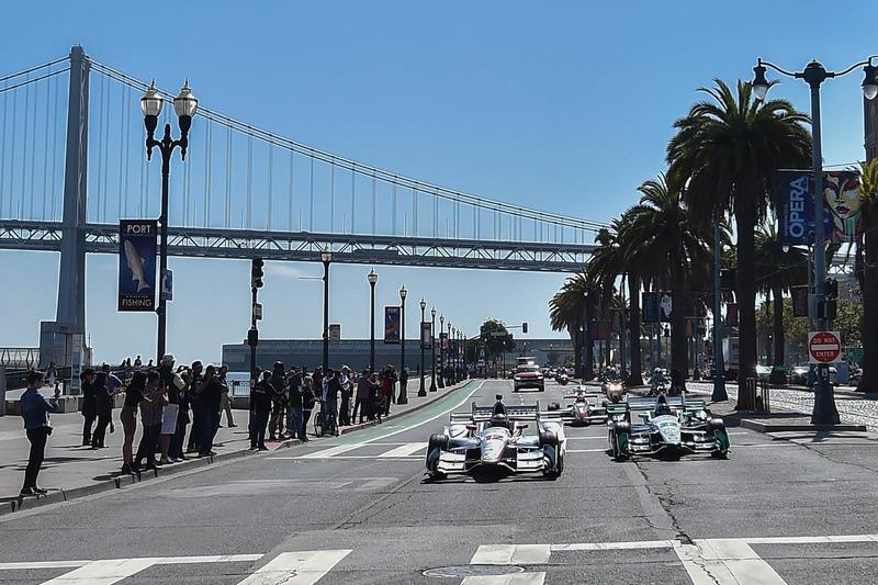 Duel à San Francisco