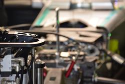 Mercedes AMG F1 W07 Hybrid, detail