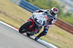 P.J. Jacobsen, Honda WSS Team