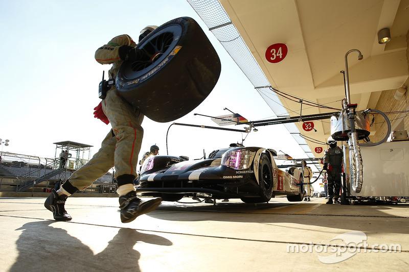 54. Marc Lieb, Porsche Team