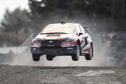 David Higgins, Subaru