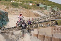 Repsol trial sürücüleri