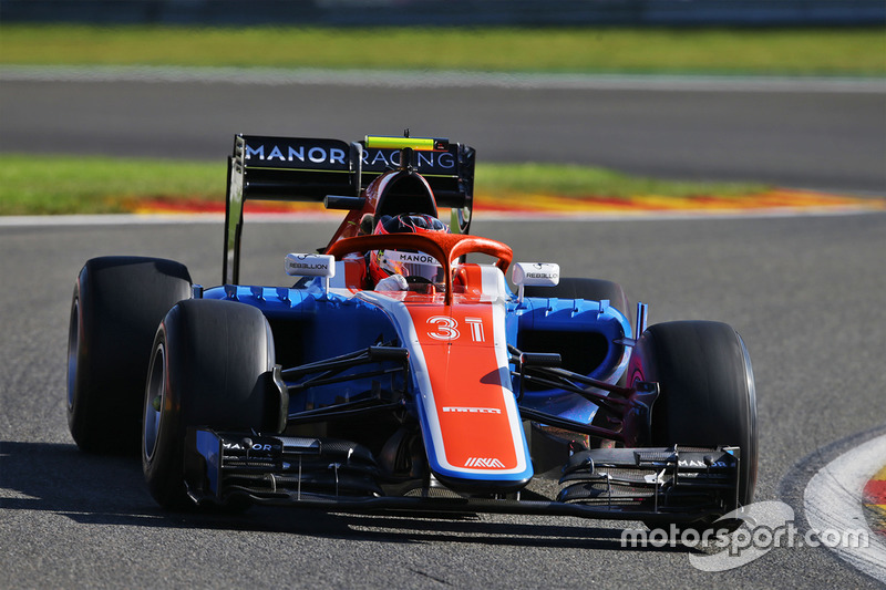 Manor MRT05, Halo