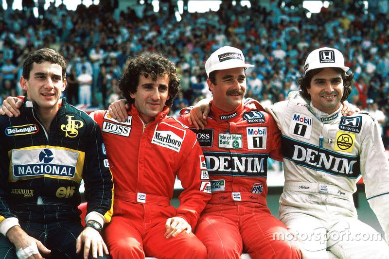 1986: великолепная четверка