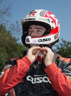 Mike Young, Subaru Impreza WRX, Cusco Racing