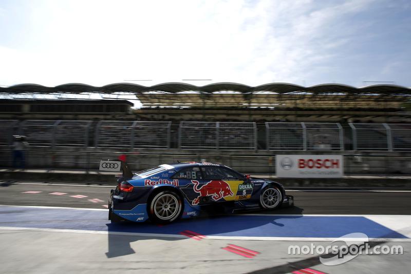 19. Mattias Ekström, Audi Sport Team Abt Sportsline, Audi A5 DTM