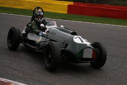 #75 Cooper-Bristol Mk1 (1952): Eddie McGuire