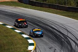 #83 Next Level European Porsche Cayman: Greg Liefooghe, Ari Balogh, #93 HART Honda Civic Si: Chad Gilsinger, Cameron Lawrence