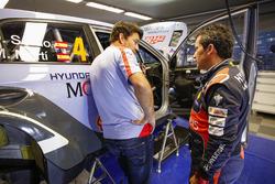 Marc Marti, Hyundai i20 WRC, Hyundai Motorsport