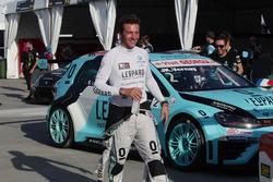 Jean-Karl Vernay Volkswagen Golf GTI TCR, Leopard Racing