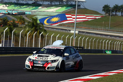 Gianni Morbidelli, Honda Civic TCR, WestCoast Racing
