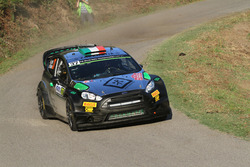 Лоренцо Бертелли и Симоне Скаттолин, Ford Fiesta WRC, F.W.R.T.