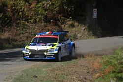 Julien Maurin, Gilles Thimonier, Skoda Fabia R5