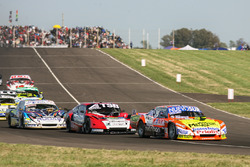 Jonatan Castellano, Castellano Power Team Dodge, Jose Manuel Urcera, Las Toscas Racing Chevrolet, Martin Ponte, Nero53 Racing Dodge