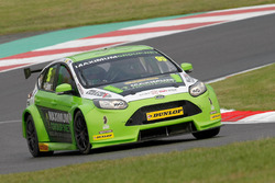 #95 Stewart Lines, Maximum Motorsport, Ford Focus