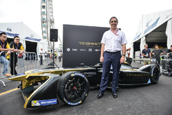 Mark Preston, Team Principal Techeetah