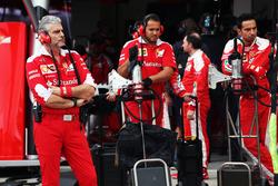 Маурицио Арривабене, глава Ferrari