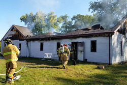 ARCA's home office destroyed in fire