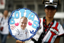 Fan von Valtteri Bottas, Williams