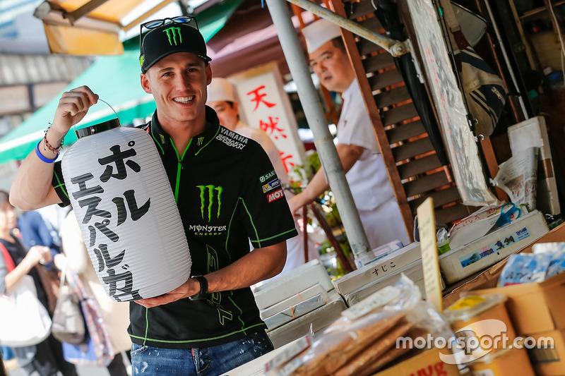 Пол Еспаргаро, Monster Yamaha Tech 3