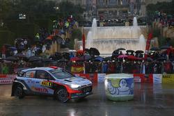 Daniel Sordo, Marc Marti, Hyundai i20 WRC, Hyundai Motorsportort