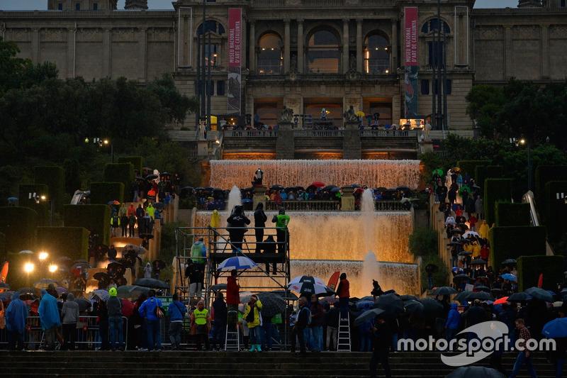 Aspectos del WRC Rally Catalunya