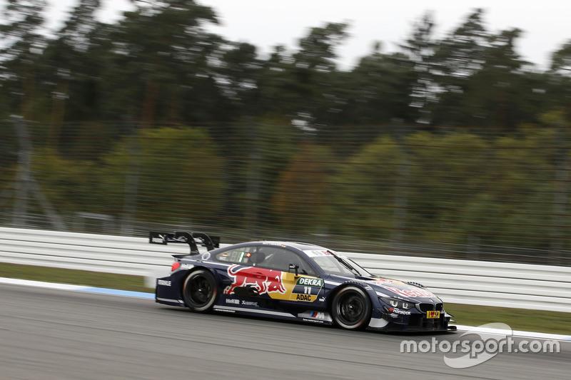 2. Marco Wittmann, BMW Team RMG, BMW M4 DTM