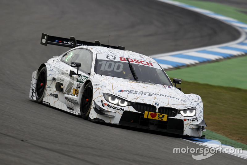 21. Martin Tomczyk (BMW)