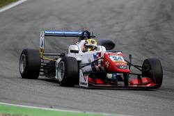 Бен Барникот, HitechGP Dallara F312 - Mercedes-Benz