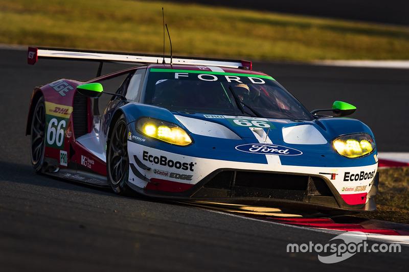 1. LMGTE Pro: #66 Ford GT: Olivier Pla, Stefan Mücke