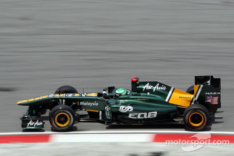 Team Lotus : 2011