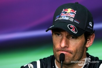 'Ludicrous' questions for Mark Webber