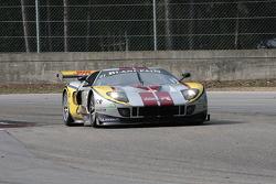 #41 Marc VDS Racing Ford GT Matech: Maxime Martin, Frédéric Makowiecki