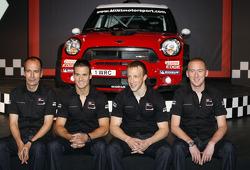 MINI WRC Team Launch, Oxford