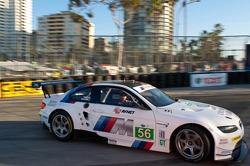 #56 BMW Team RLLBMW E92 M3: Dirk Müller, Joey Hand