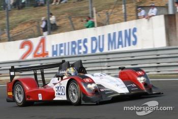 #40 Race Performance Oreca 03-Judd BMW: Michel Frey, Ralph Meichtry