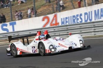 #99 JMB Racing Oreca: Nicolas Misslin