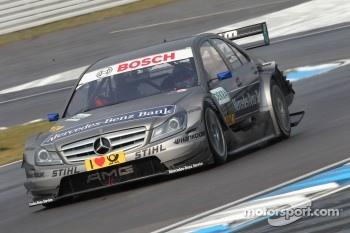 Bruno Spengler unbeatable at Hockenheim